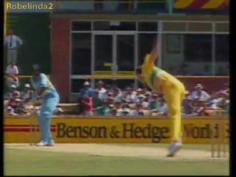 Slowest Indian ODI innings, 10 off 63 balls, Ravi Shastri TRACER BULLET BATTING
