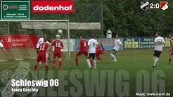 Schleswig 06 - FC Reher Puls // Landesliga Schleswig (12.08.2018)