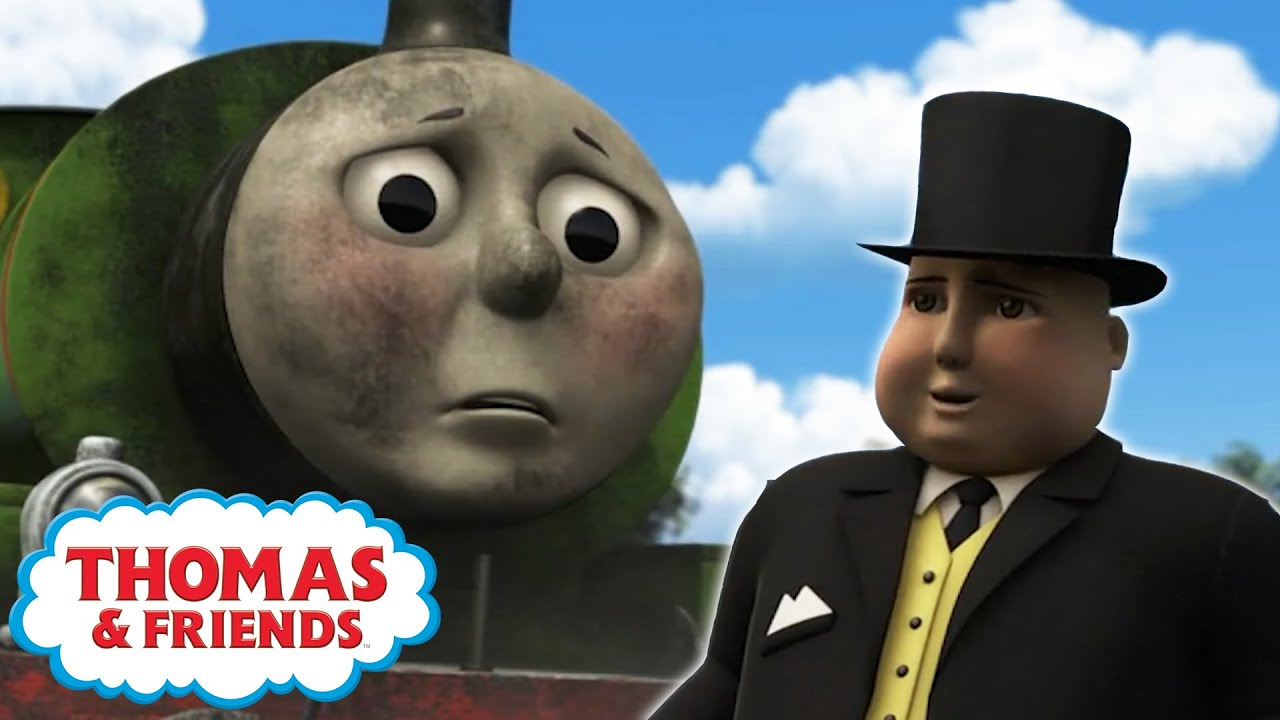 Thomas & Friends™   Percy and the Calliope   Full Episode   Cartoons for Kid