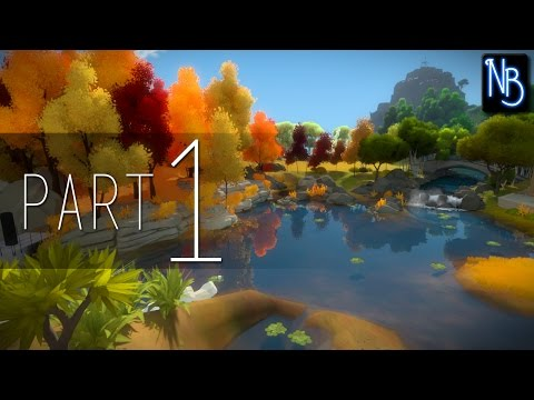 The Witness Walkthrough Part 1 No Commentary