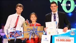 [Ocean Edu] Truyền hình TTXVN đưa tin VCK Cambridge Primary & Junior Achievers 2017