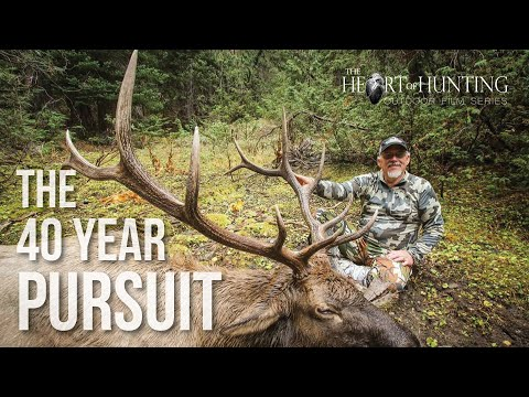 CROSSBOW ELK HUNT | The 40 Year Pursuit