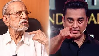 """I want to participate in Bigg Boss"" Kamal's Brother Charuhasan Opens Up 