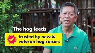 Feedpro Feeds, Ang Pinipili ng Baguhan at Beteranong Magbababoy