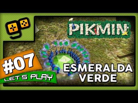 Let's Play: Pikmin - Parte 7 - Esmeralda Verde