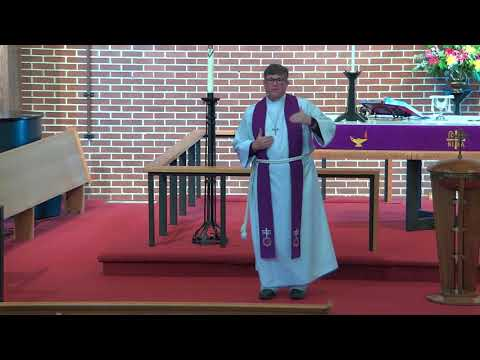 Pisgah Sunday Sermon - Jesus Foretells His Death and Resurrection
