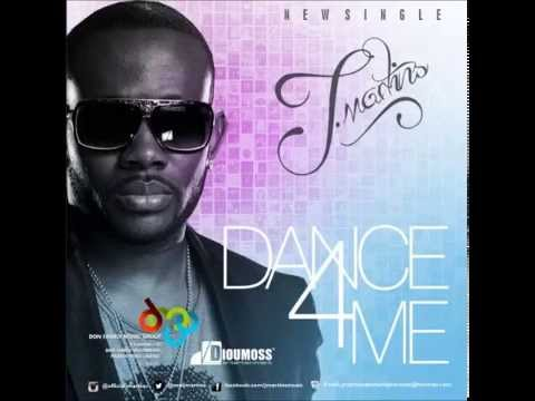 J Martins - Dance 4 Me (Official Audio)