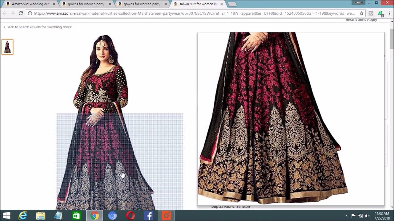 8b5ff5b8e78 Latest Designer Suit for Women Under Rs 2000 - YouTube