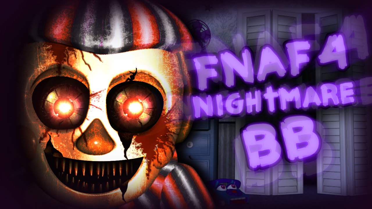 Balloon Boy Is Coming To FNAF 4? || Five Nights At Freddy's 4 ...