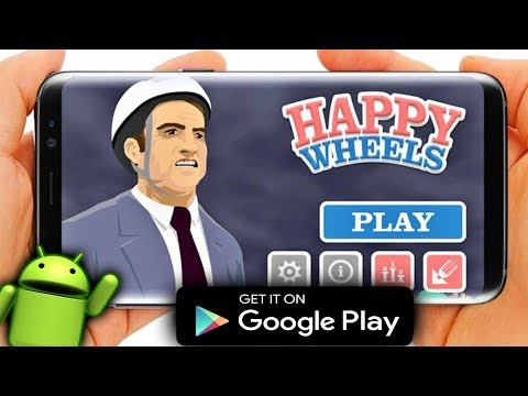 Happy Wheels Out For Android | Full Version | 30Mb Only | Offline | Most Trending Game On YouTube