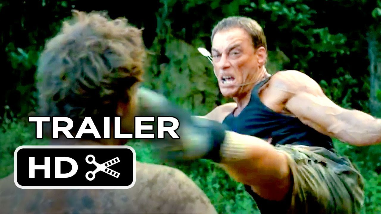 Welcome To The Jungle Trailer 1 2014 Jean Claude Van Damme