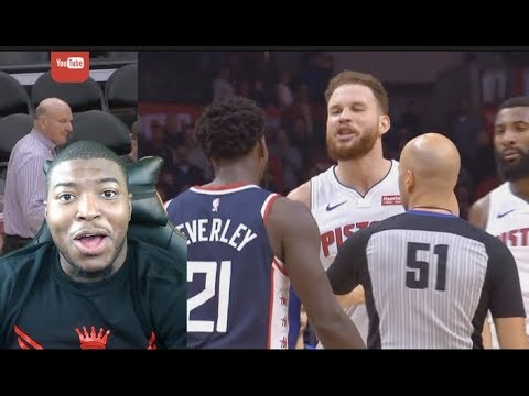 BEEF! Blake Griffin Disses Clippers Owner During Return To Los Angeles Clippers! EXPLODES For 44 PTS