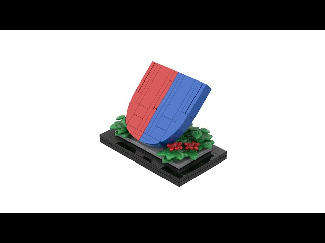 LEGO® Coat of Arms of Ticino with Instructions