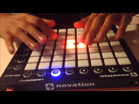 Jay Hardway Electric Elephant (Olly James Remix) Launchpad Mk2