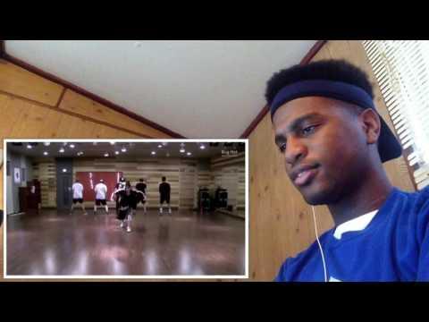 BTS We Are Bulletproof Pt.2 dance practice Reaction (Best One Yet)