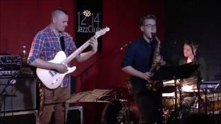 Gniewomir Tomczyk / Project - 12on14 Jazz Club (skrót koncertu)