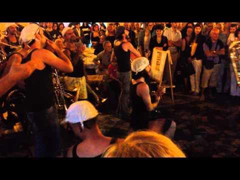 musicanti di san crispino a Piadiniamo 27 lug 2014 IMG 5353
