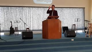 Atos 1.1-11 - Mensagem para o amigo de Deus!
