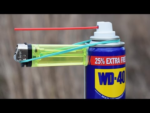 Thumbnail: 4 Simple Life Hacks with WD 40