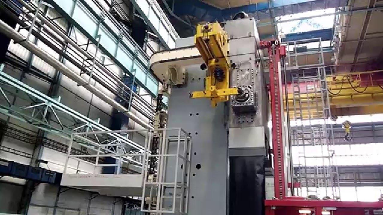 skoda machine tools