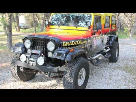 jeep cj7 four door with ls1 for sale 20 000 youtube. Black Bedroom Furniture Sets. Home Design Ideas