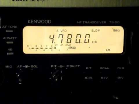 Radio Djibouti on 4780 Khz