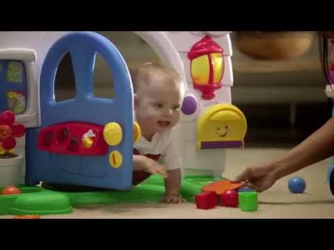 Fisher Price - Laugh & Learn - Learning Home