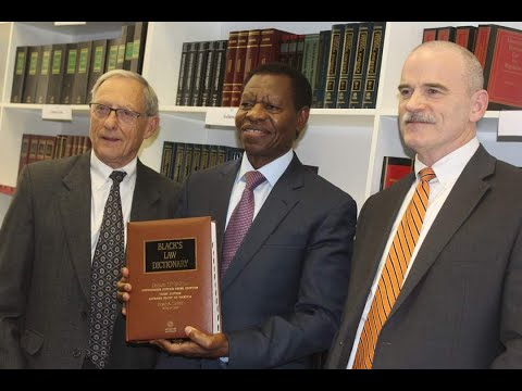 Thomson Reuters & Books for Africa Deliver 100th Law Library