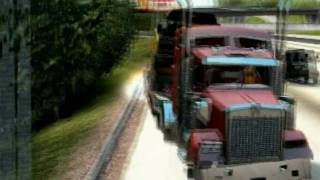 Rig'n'Roll - Official Trailer(The new official trailer demonstrates various locations, several models of trucks, different environment conditions and main daily duties of the truck driver., 2009-06-26T08:15:38.000Z)