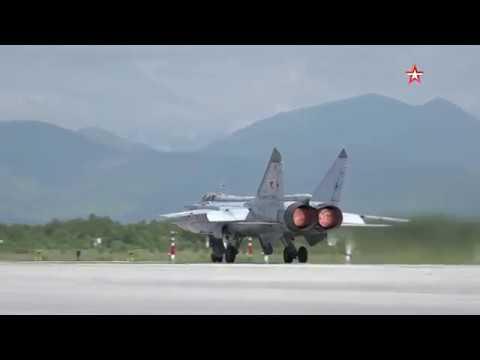 Бой в стратосфере: российские МиГ 31 уничтожили «нарушителя» воздушной границы