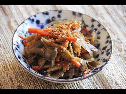 Kinpira Gobo Recipe - Japanese Cooking 101
