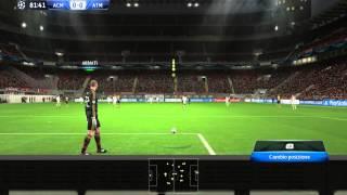 GAMEPLAY PES 2014 PC