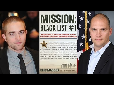 "Robert Pattinson Starring in ""Mission: Black List"""