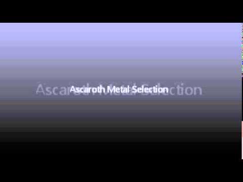 Ascaroth Metal Selection