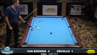 2014 CSI 8 Ball Invitational: Van Boening vs Orcollo