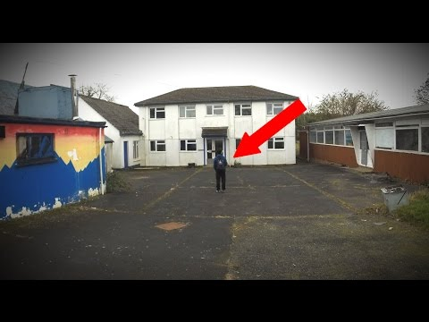 ABANDONED SCHOOL | Newton Abbot