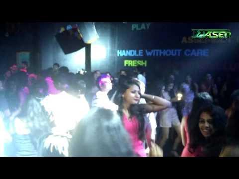 DJ A.Sen Live At Sugar Factory ( Bangalore )