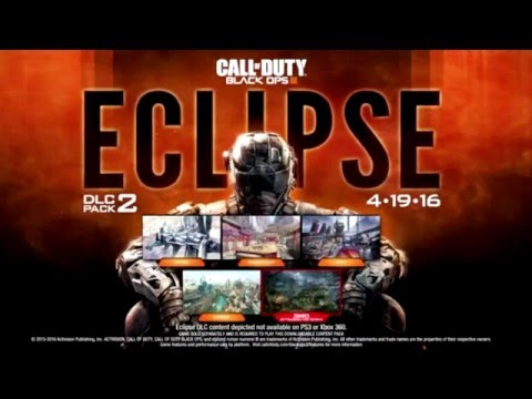 """NEW MAP """"RIFT GAMEPLAY"""" Call Of Duty Black Ops 3 - (COD BO3 DLC 2 ECLIPSE)"""