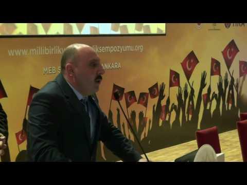 İLESAM Genel Başkanı Mehmet Nuri Parmaksız