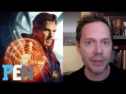 'Doctor Strange' Writer Jon Spaihts On Future Marvel Storylines And Superheroes | PEN | People fragman
