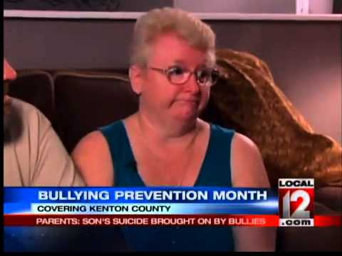 Parents Say Son's Suicide Brought on by Bullies