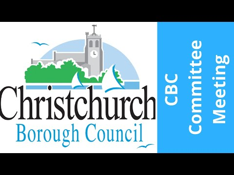 Scrutiny and Policy Overview Committee 5 March 2019   Christchurch Borough Council