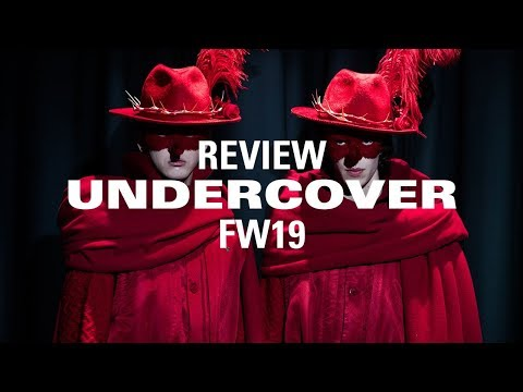 Anwar Carrots, Borre Akkersdijk & Others Share Their Thoughts on UNDERCOVER FW19