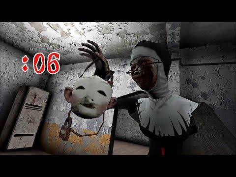 【Evil Nun】爆破しても壊れない人形:06
