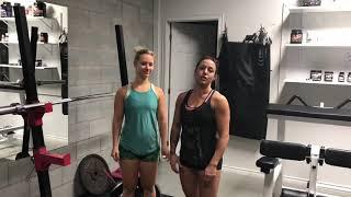 Les erreurs au gym Capsule 1: la barre à squat par Massothérapie Sportive Marie-Claude Légaré