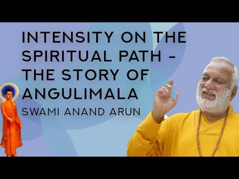 Angulimala and Buddha