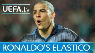 Ronaldo: Amazing Elastico skill for Inter v Lazio