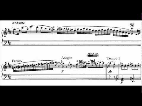 Wolfgang Amadeus Mozart - Piano Sonata No. 9 in D, K. 311 [Complete] (Piano Solo)