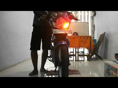 Hazard Otomatis pada Motor (Hazard Pelan, Sein Cepat)