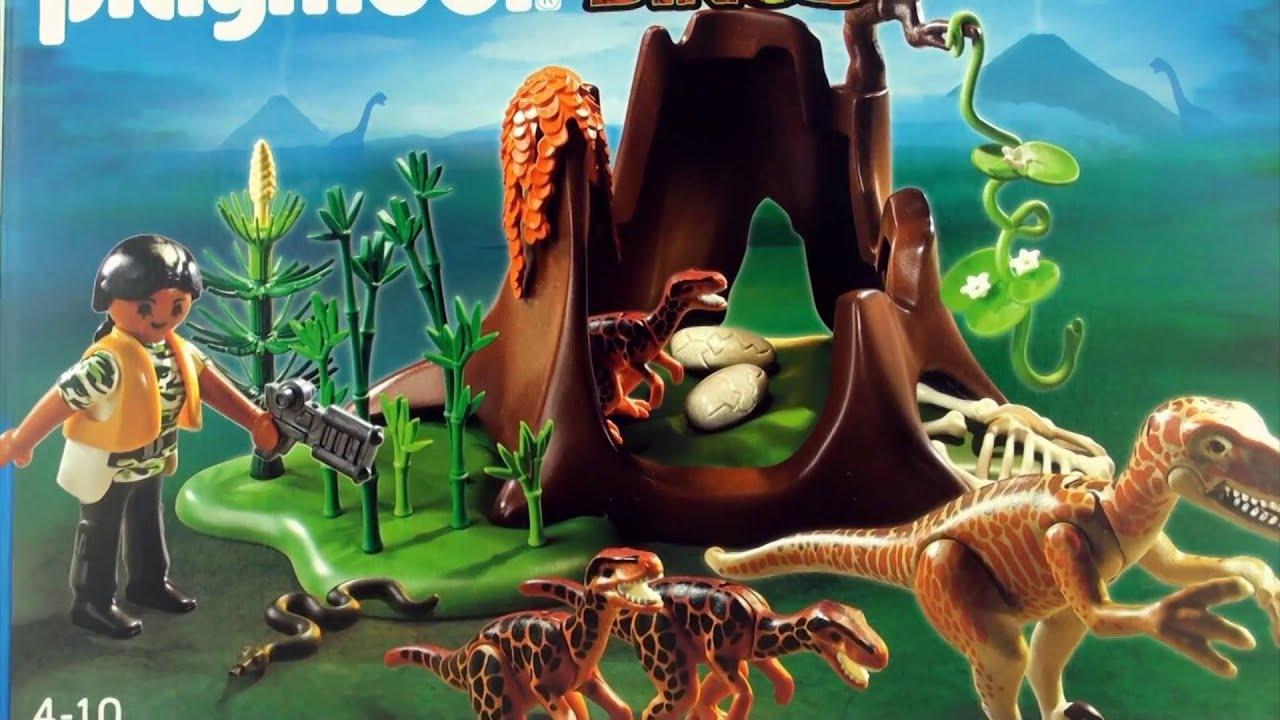 Playmobil velociraptor dinosaur playmobil dinos - Dinosaur playmobile ...